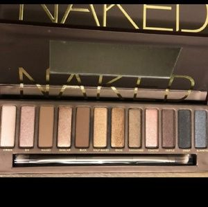 Urban Decay Naked Palette, Original, Discontinued